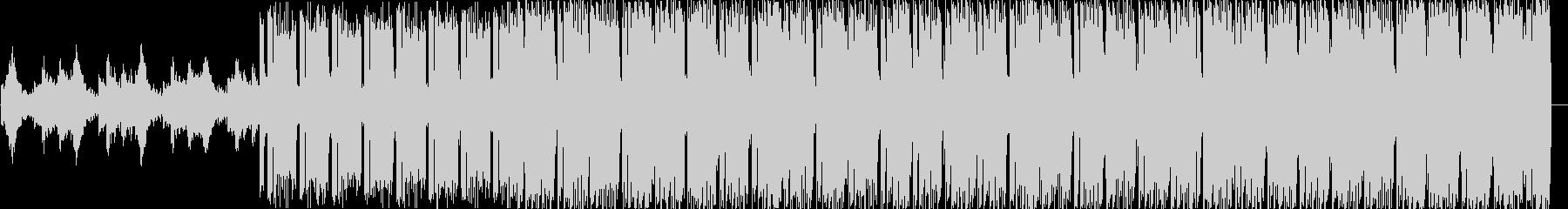 ファンタジーなシンセポップテクノ系の未再生の波形