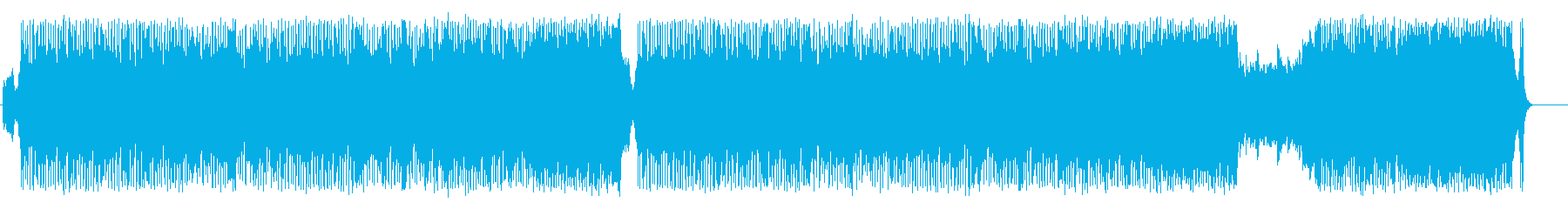 町に飛び出す様なポップ(フルサイズ)の再生済みの波形