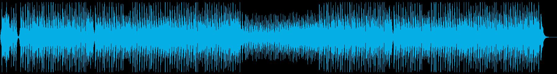 競争したくなる民族音楽の再生済みの波形