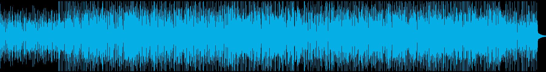 お調子者 トーク ギター ブルースの再生済みの波形