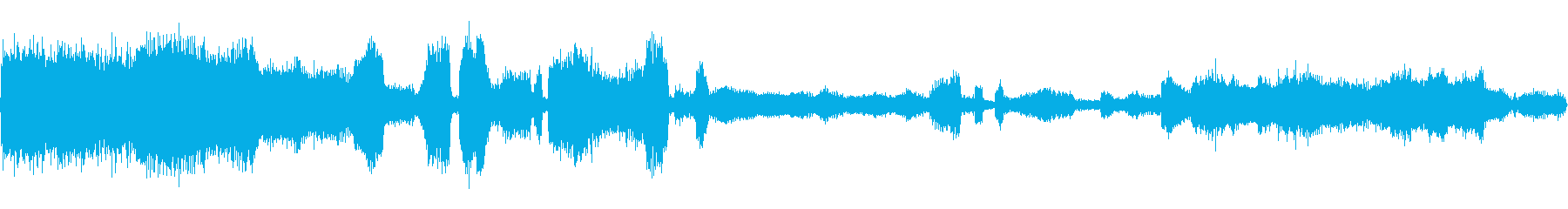 ブルドーザー:エンジン作業の再生済みの波形