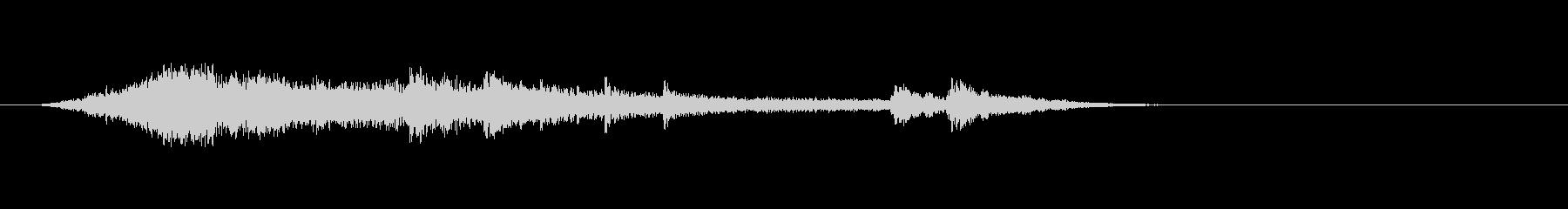 テーマ26:フルミックスの未再生の波形