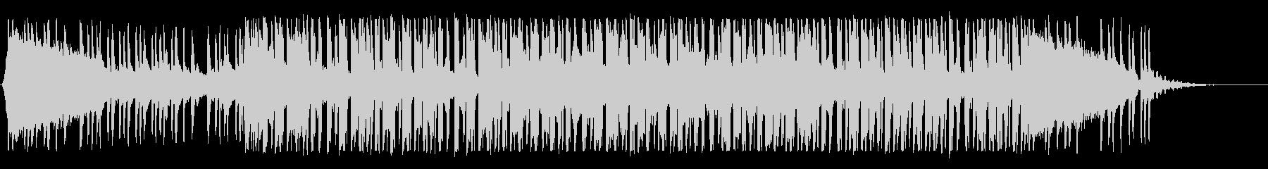 レゲトン/トロピカル/海/砂浜/ショートの未再生の波形