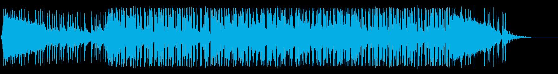 レゲトン/トロピカル/海/砂浜/ショートの再生済みの波形