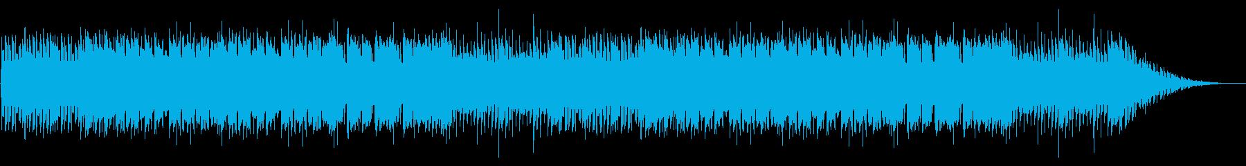 NES アクションC06-1(ステージ4の再生済みの波形
