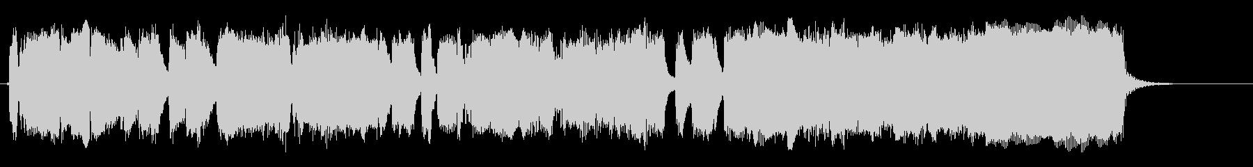 エレクトリックギター:ミディアムブ...の未再生の波形
