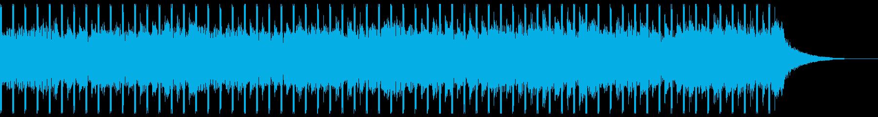 感動的な企業(30秒)の再生済みの波形