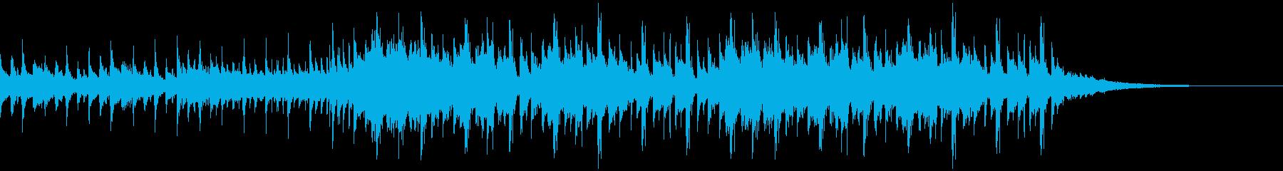 洋楽ポップス2(30秒 SNS)の再生済みの波形