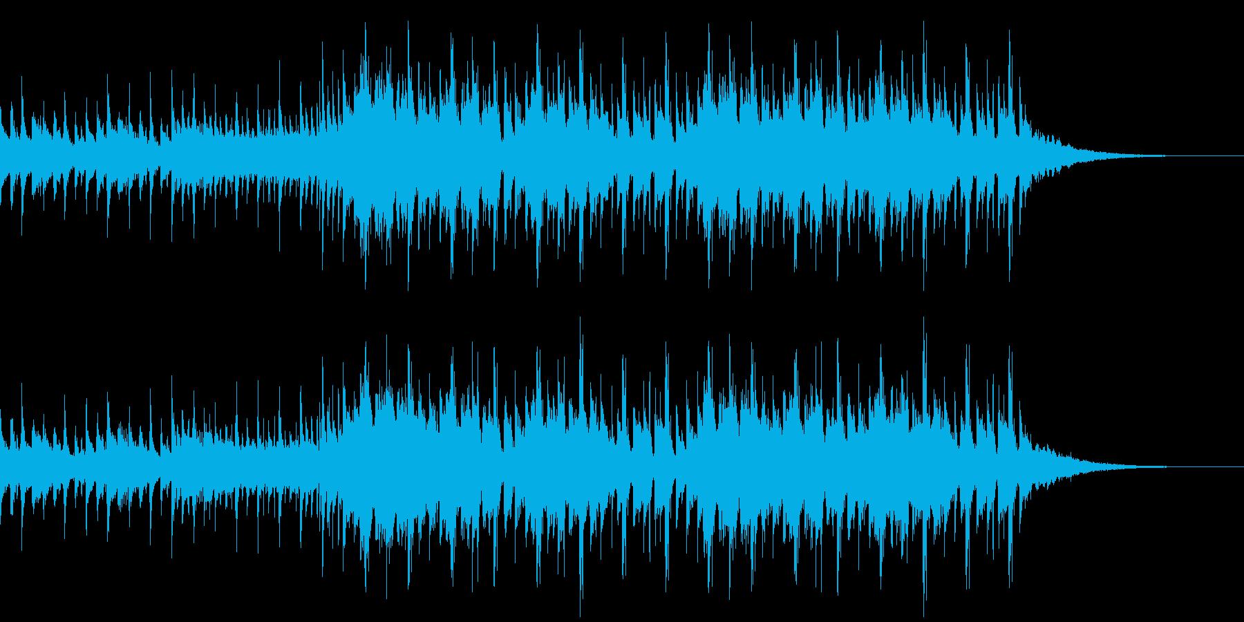 歌もの1(ウエスタン 30秒)の再生済みの波形