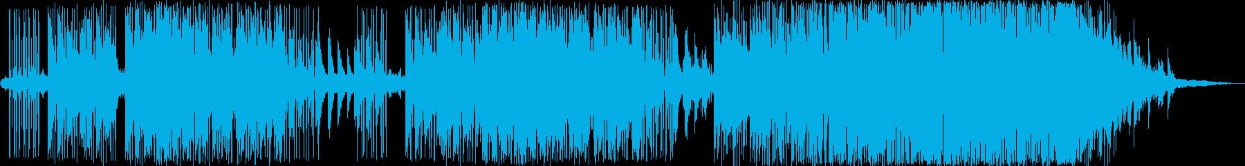 動画 サスペンス 静か ハイテク ...の再生済みの波形