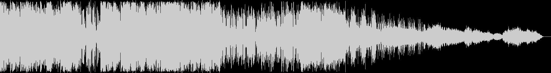 BGM_サイバーバトルの未再生の波形