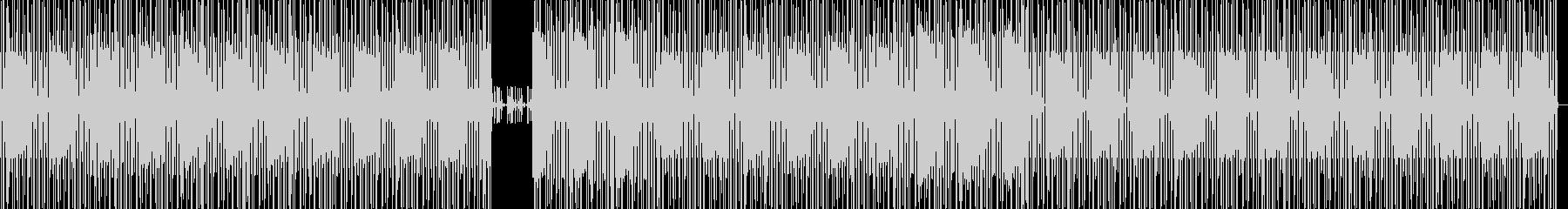 ディスコファンキーハウスの未再生の波形