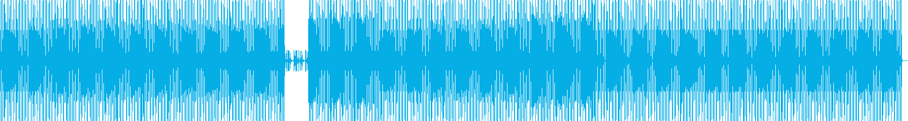 ディスコファンキーハウスの再生済みの波形