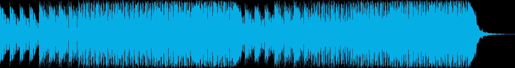 エレクトロニカインストゥルメンタル...の再生済みの波形