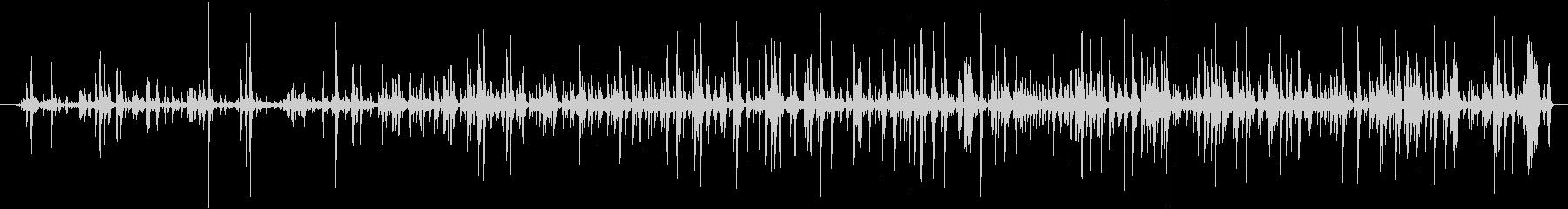 ルースメタルホイールクランク:ター...の未再生の波形