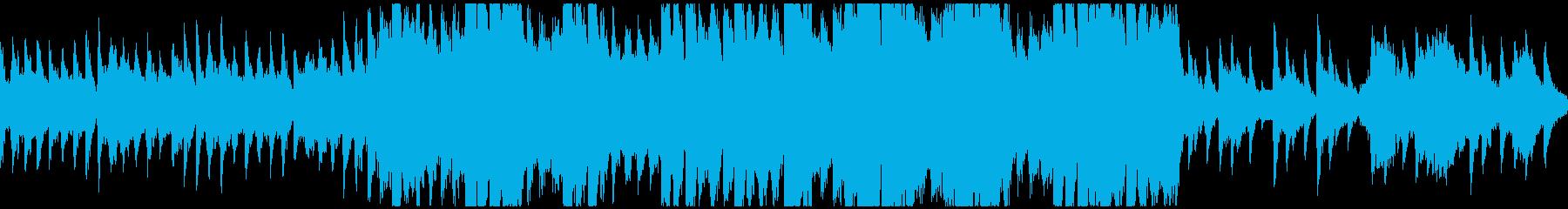 バイオリン/神秘/森-遺跡 |ω·`)の再生済みの波形