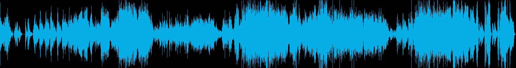 バラード第1番/ショパン・アコギの再生済みの波形