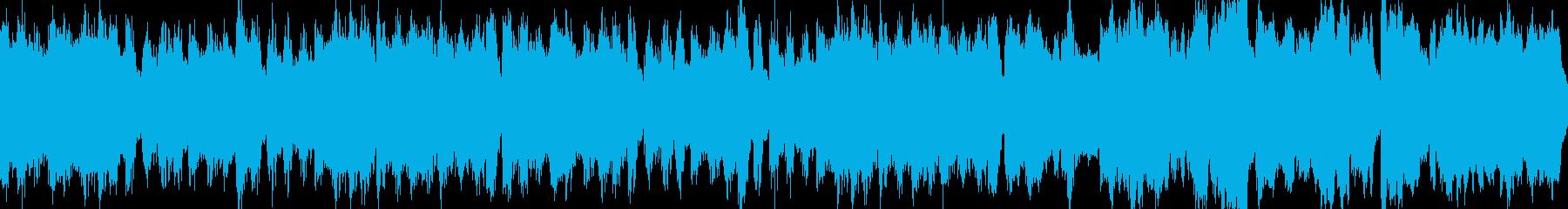 【ゲーム】RPGの洞窟の再生済みの波形