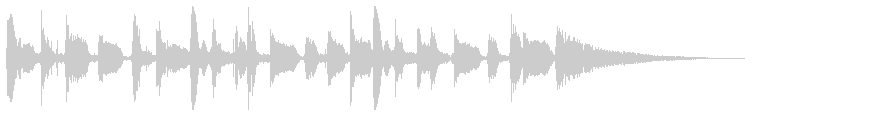 Whistling Jingle CM Company VP Refreshing and energetic (short)'s unreproduced waveform