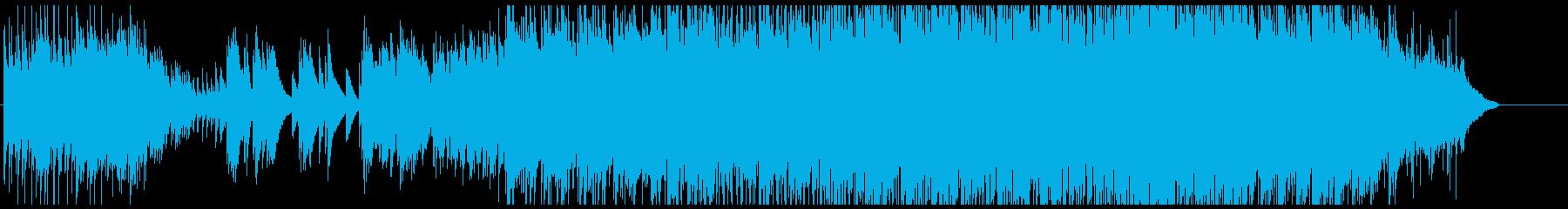 キラキラしたピアノが印象的・ファンタジーの再生済みの波形