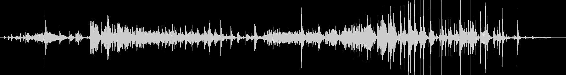 メタル クリークストレスミディアム06の未再生の波形