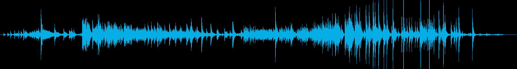 メタル クリークストレスミディアム06の再生済みの波形