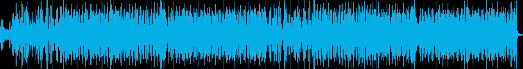 ラテンポップインスト。お祝い-お祝...の再生済みの波形