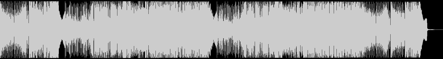 アラビアンなEDMの未再生の波形