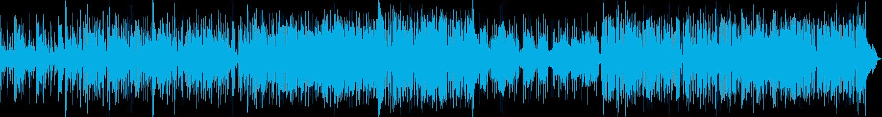 世界 感情的 静か ハイテク 気分...の再生済みの波形