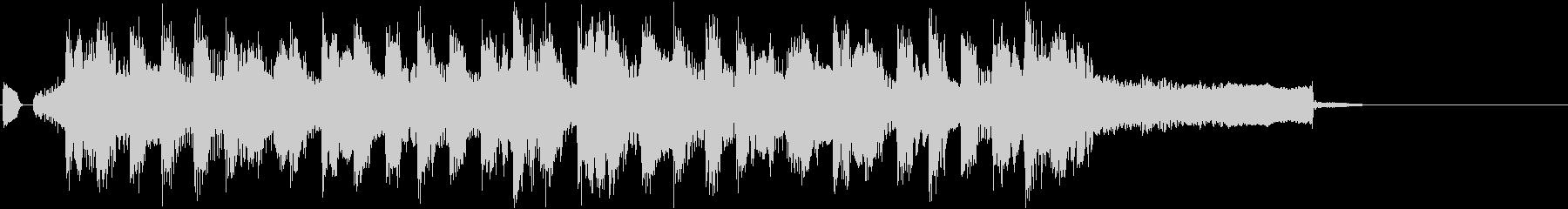 ジングル/コミカル/陽気/ポップの未再生の波形