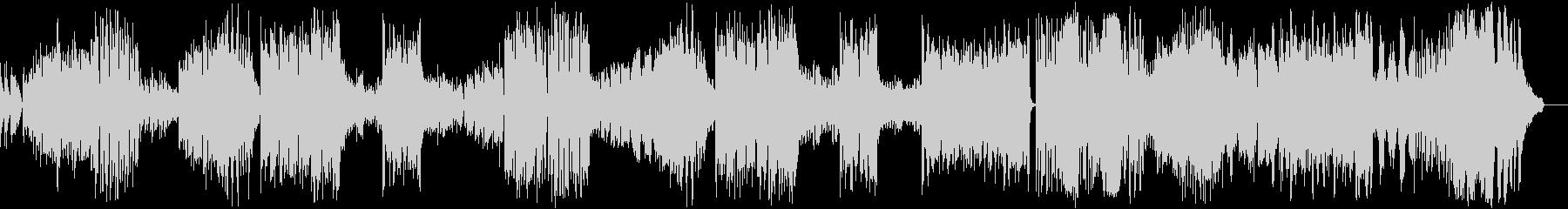 半音階的大ギャロップ/リストの未再生の波形