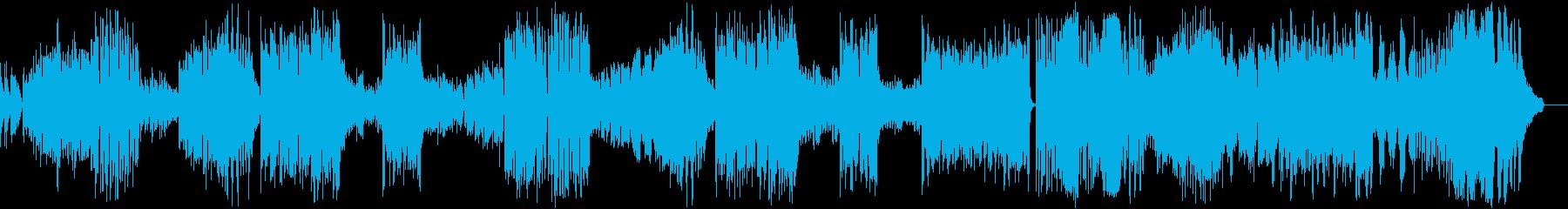 半音階的大ギャロップ/リストの再生済みの波形
