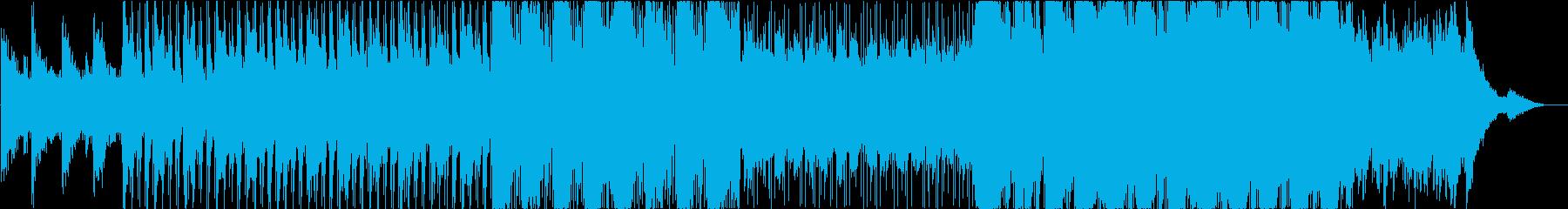 チルアウト、ラウンジ、リラックスの再生済みの波形