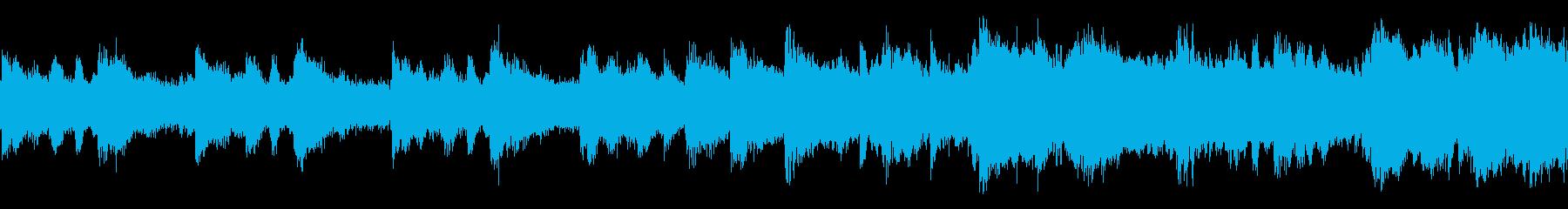 おだやか/琴/尺八/静かめ/イントロのみの再生済みの波形
