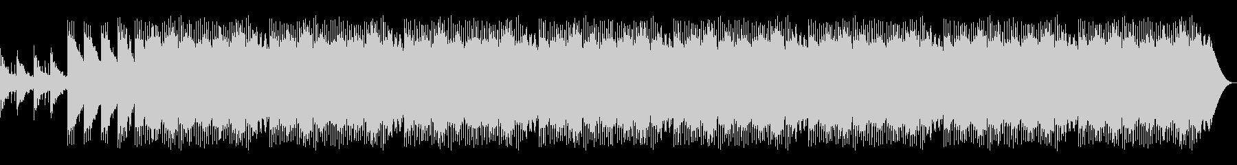 オシャレなLoFiの未再生の波形