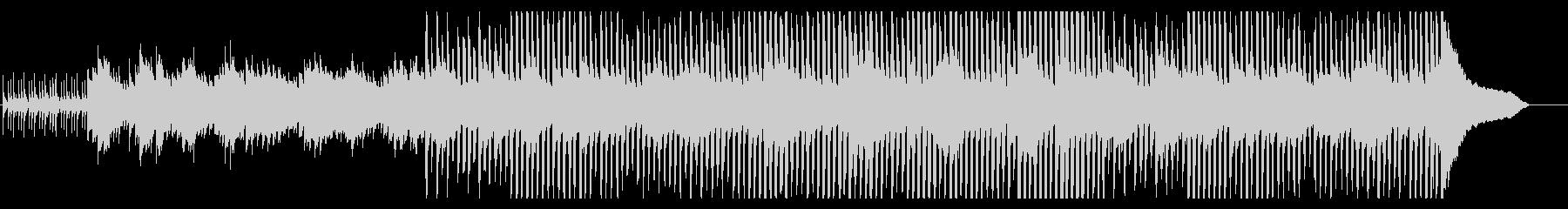 落ち着いたビジネス系コーポレート・90秒の未再生の波形