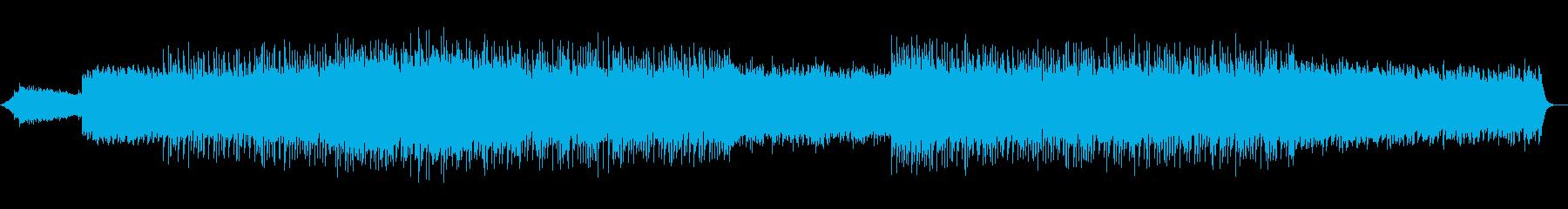 エレクトロポップ研究所きらめくクリ...の再生済みの波形