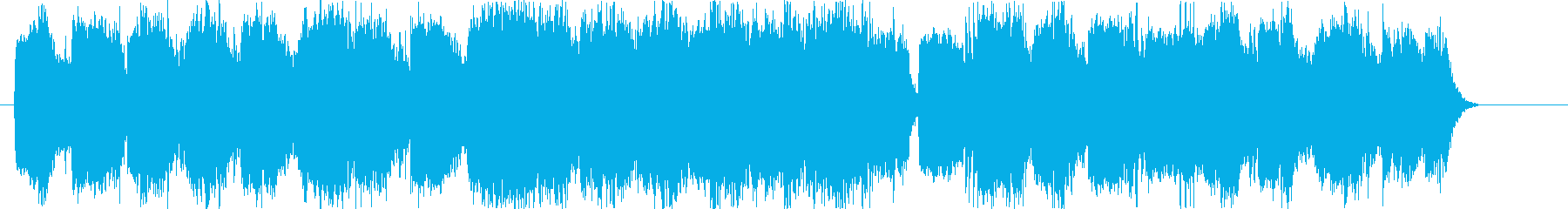 ちょっと不思議で透明感のある環境音楽。…の再生済みの波形