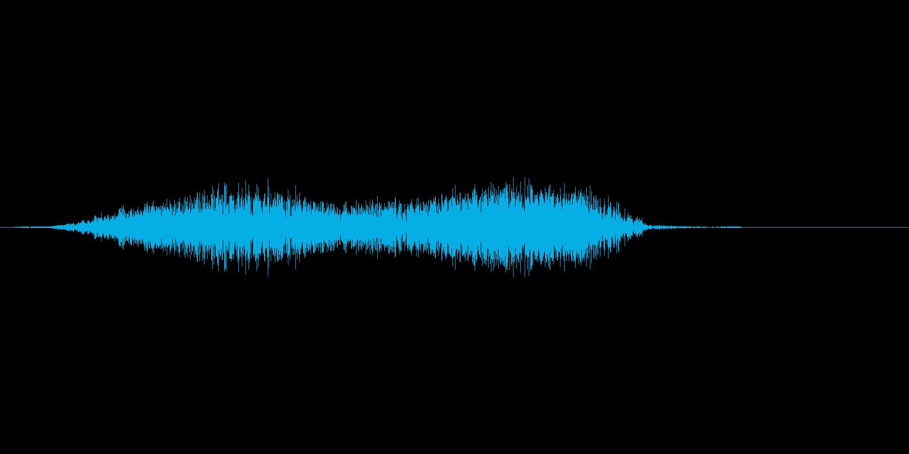 メタルマニア、メタルドアクリークオ...の再生済みの波形