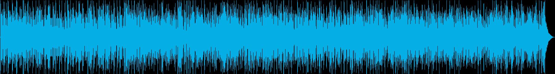 シンプル爽やかスムースジャズピアノ長尺の再生済みの波形
