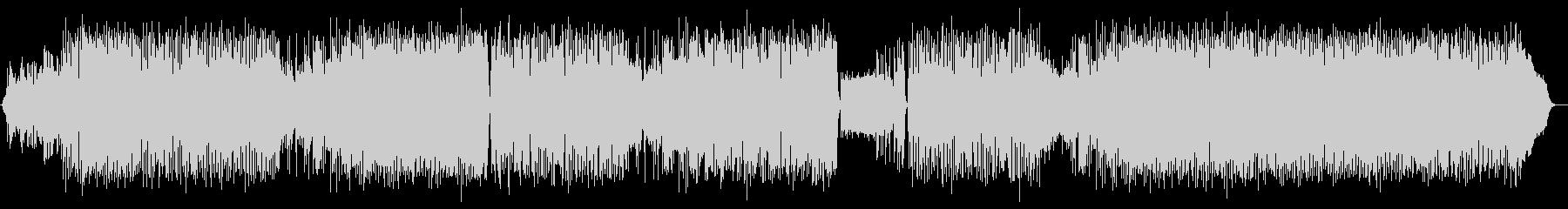 カフェミュージック:アコーディオンジャズの未再生の波形