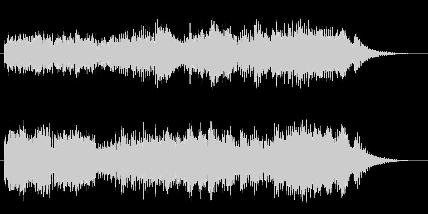 ビブラフォン独奏です。24bit,48…の未再生の波形