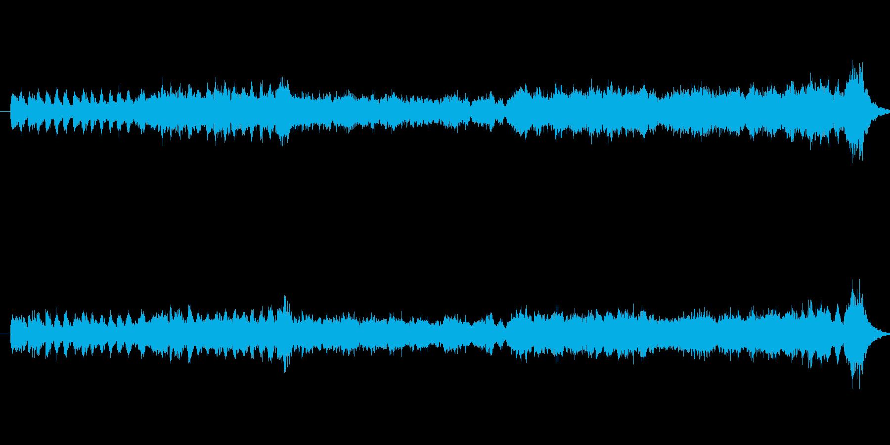 怪しげな洋館をイメージした曲です。の再生済みの波形