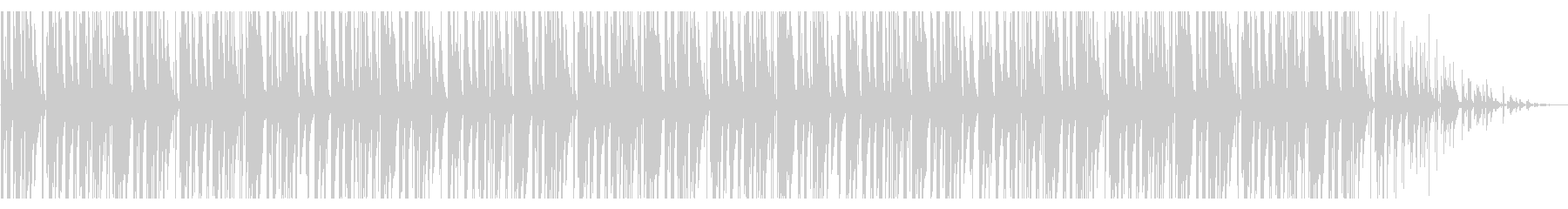 ふわふわ/ラフ/レゲエ風_No449の未再生の波形