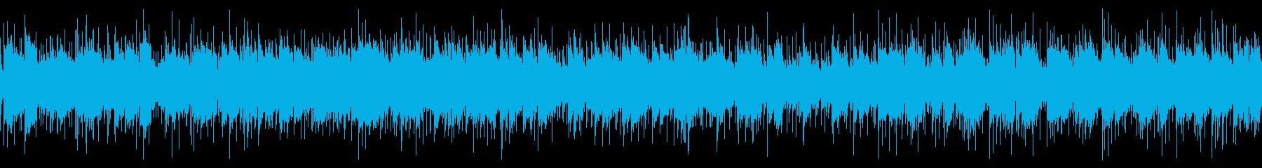 ショパン 「雨だれ」 ギターver.の再生済みの波形