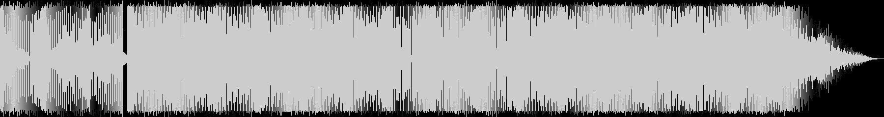浮遊感/ディープハウス_No444の未再生の波形
