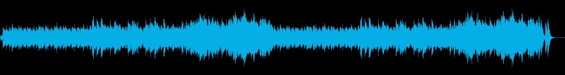 企業VPやCMに。力強いオーケストラ曲の再生済みの波形