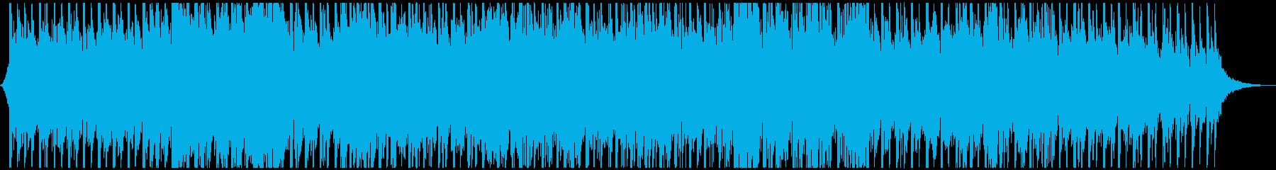 ラウンジ、高速。クレッシェンド。 ...の再生済みの波形