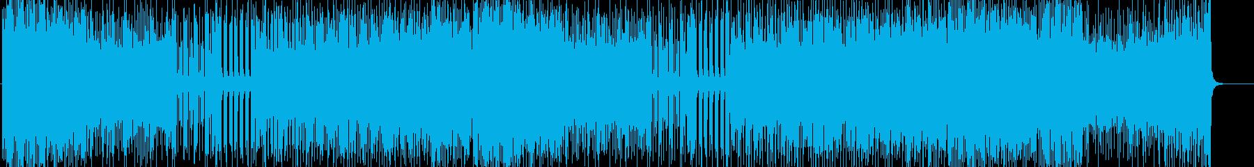 「HR/HM」「ROCK」BGM213の再生済みの波形