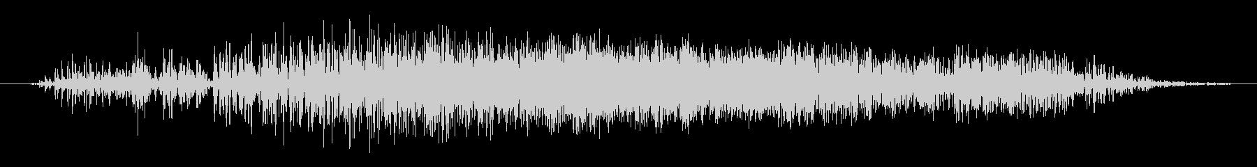 短繊維断裂;ヴィンテージ録音;布地...の未再生の波形